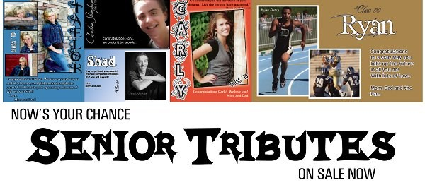 Yearbook Tribute Image