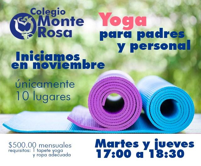 Yoga para padres Thumbnail Image