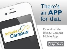 Graphic: There's an APP for that (Infinite Campus)