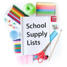 Lietz Student Supply Lists Thumbnail Image