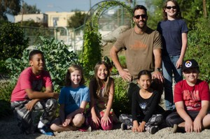 5th Grade Garden Club