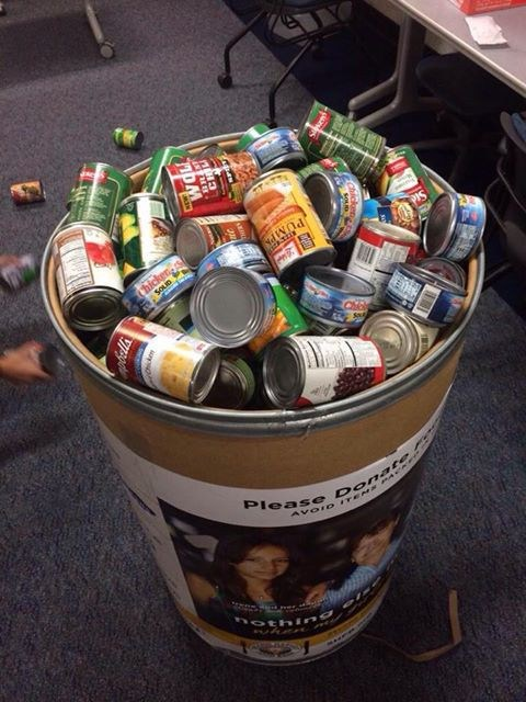 Second Harvest Holiday Food Drive Thumbnail Image