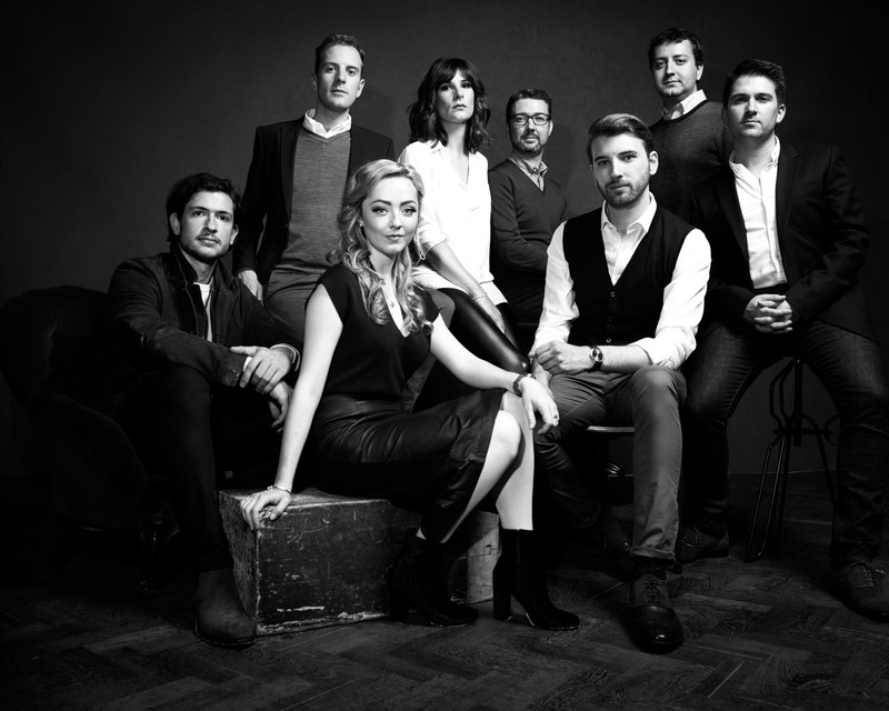Voces 8 en el Palacio de Bellas Artes Featured Photo