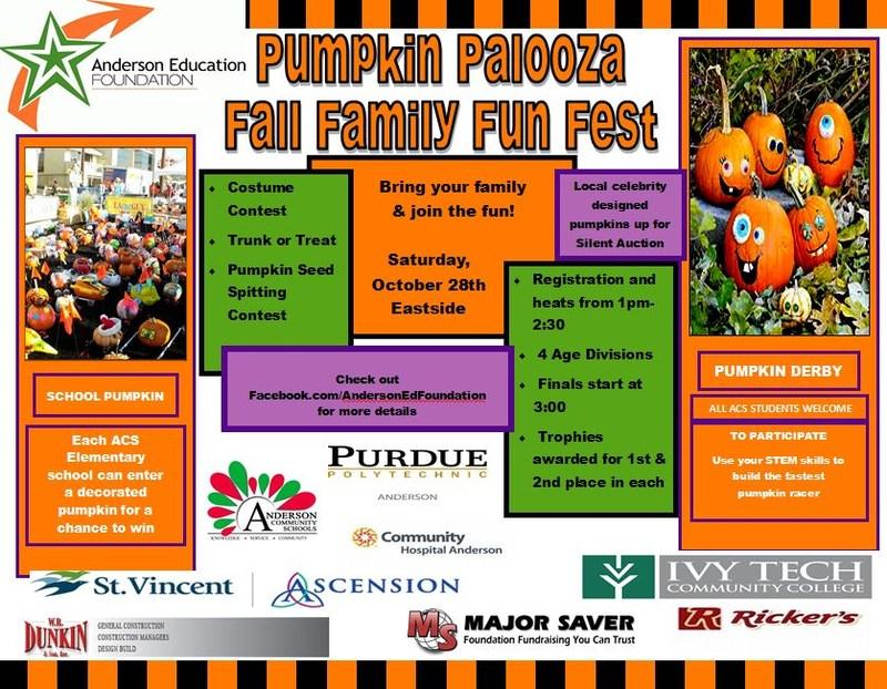 Pumpkin Palooza Fall Family Fun Fest Thumbnail Image