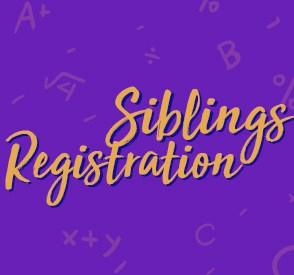 Siblings Registration Featured Photo