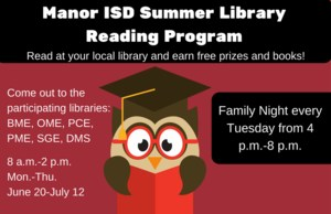 Manor ISD Summer Library Reading Program.png