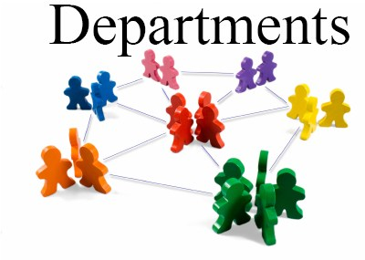 Departments