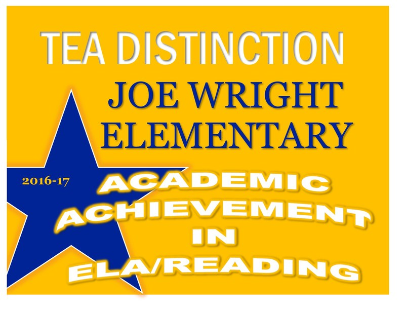 distinction logo from Texas Education Agency
