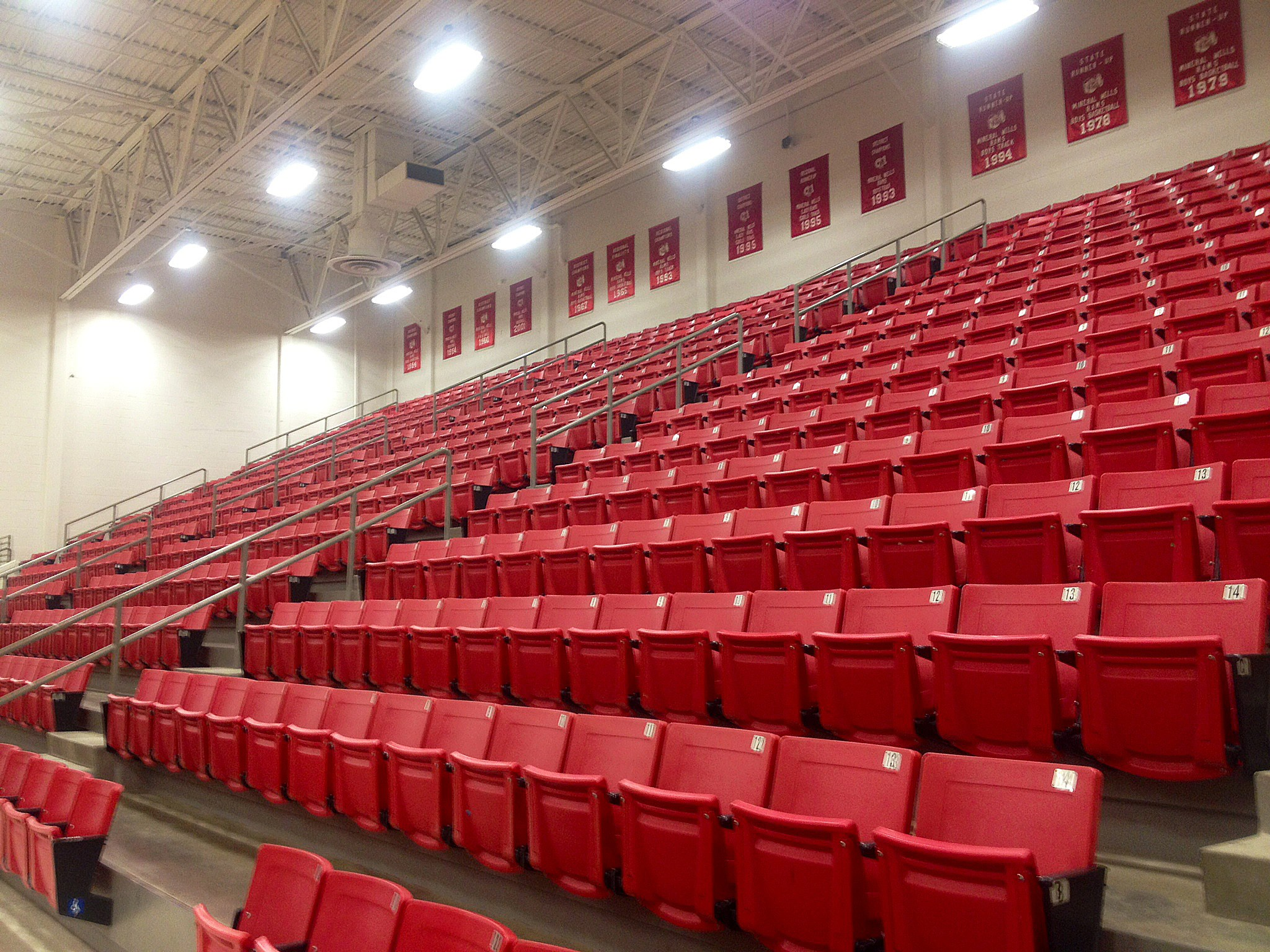 Basketball Facilities Basketball Boys Mineral Wells