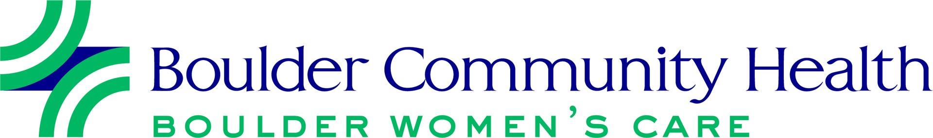 Boulder Community Health - Boulder Women's Care Logo