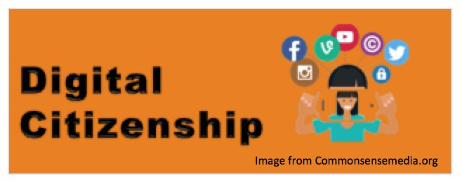 Digital Citizenship Learning Page