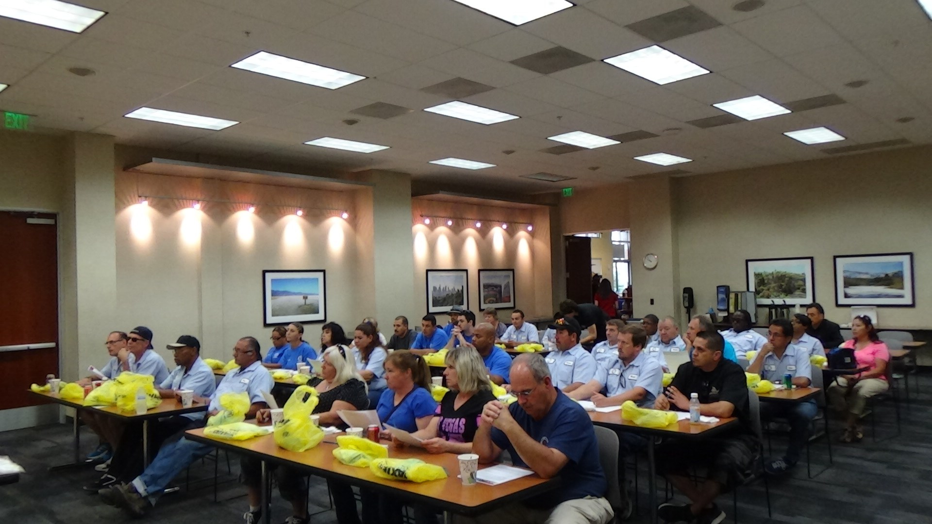 Custodial Training at Waxie Janitorial Supply