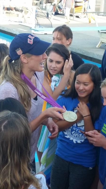 Breeja Larson - Olympic Gold Medalist
