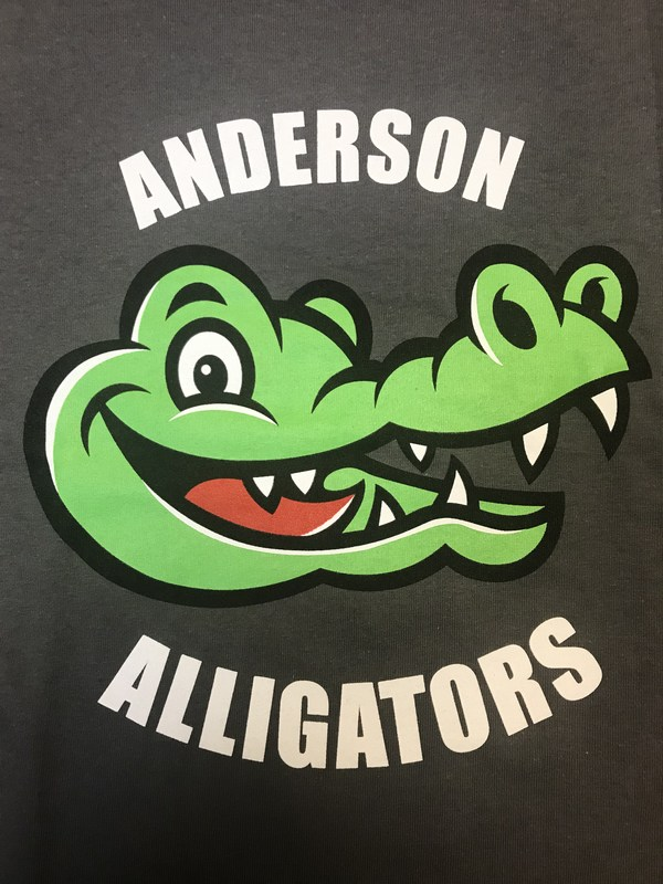 Anderson Alligator Sweatshirts and Shirts for Sale Thumbnail Image