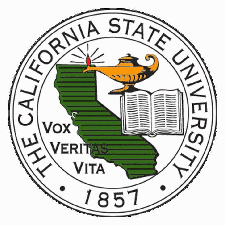 California State Universities logo