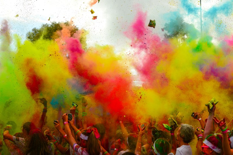 2nd Annual Color Run Thumbnail Image