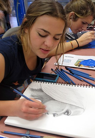 PVHS Drawing & Painting