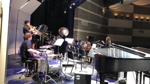 DMS Jazz Band Receives Sweepstakes at the Georgetown Jazz Festival Thumbnail Image