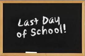 Last Day of School Thursday, June 15th , 2017 Thumbnail Image