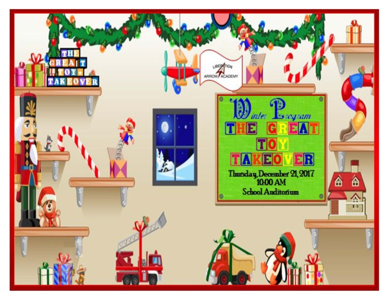 ALA Winter Program - The Great Toy Takeover