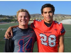 Yorba Linda football player becomes Dawson-Webb to honor teammate