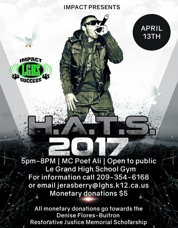 H.A.T.S Talent Show