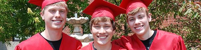 photo of goshen graduates