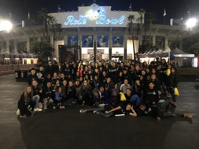 AVID Goes to UCLA!