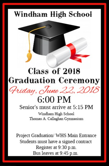 Graduation Ceremony Thumbnail Image