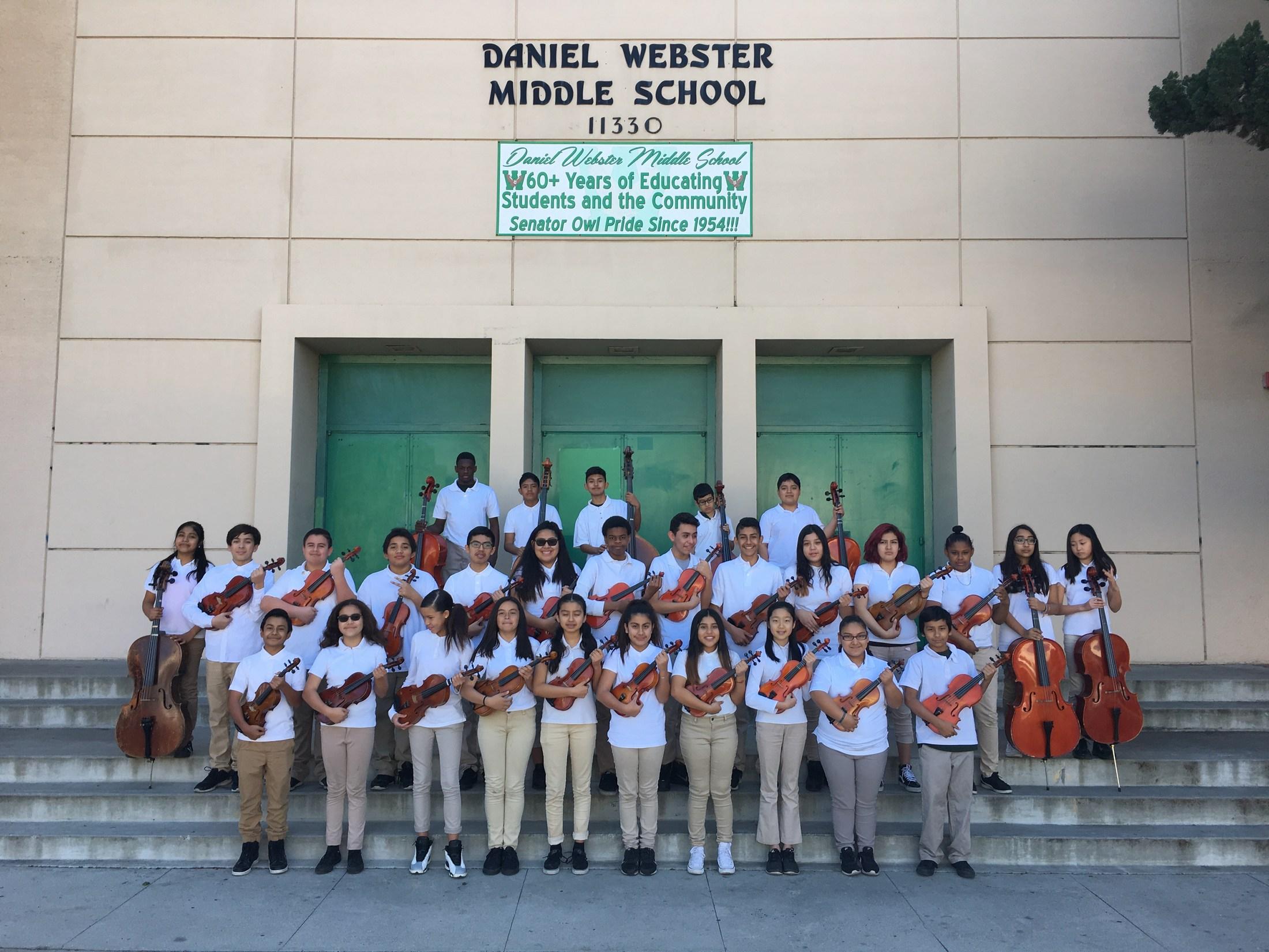 Posts – Mr  William R  Barrett – Daniel Webster Middle School