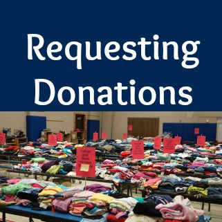 Requesting Donations