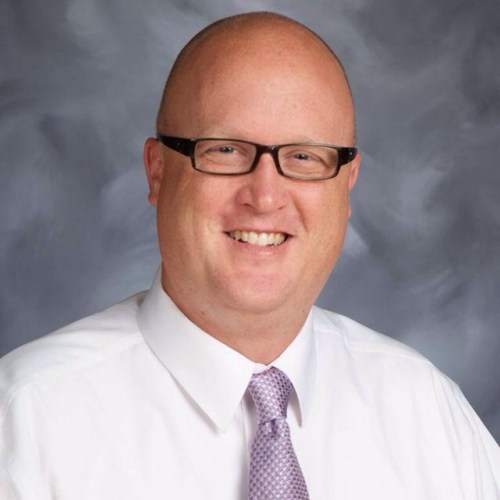 Pete Gatz, Principal, Central School