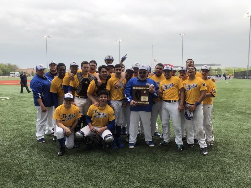 Baseball Wins Regional Championship Featured Photo
