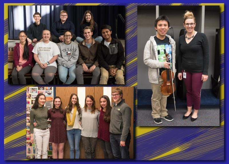14 Fine Arts students earn All-State recognition Featured Photo