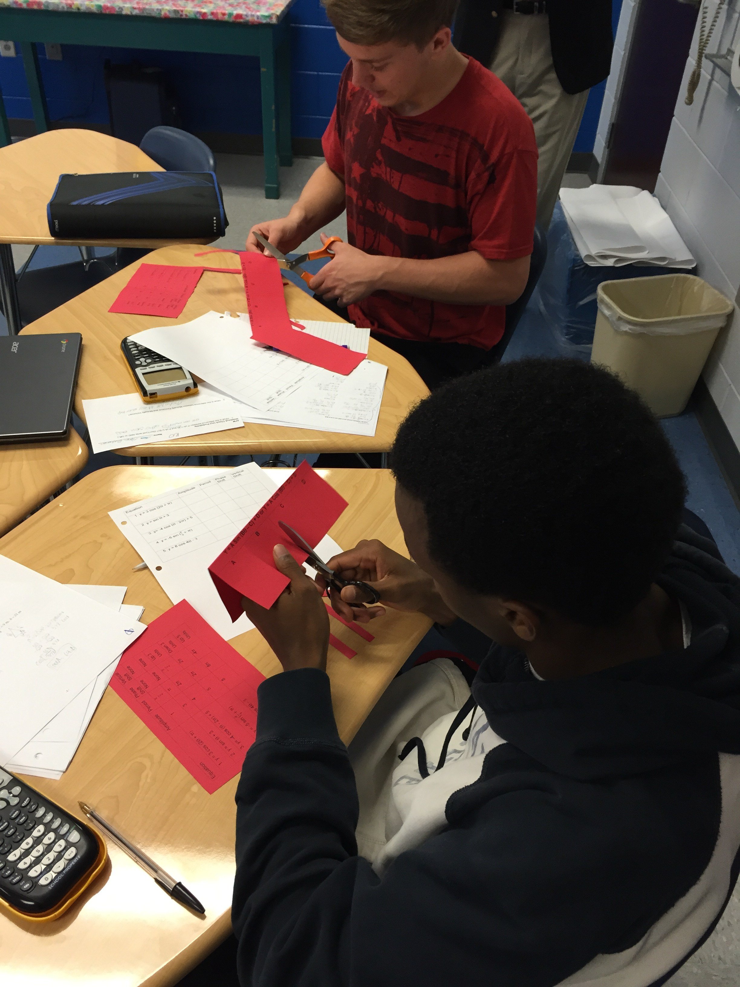 Foldables are a great way to engage students