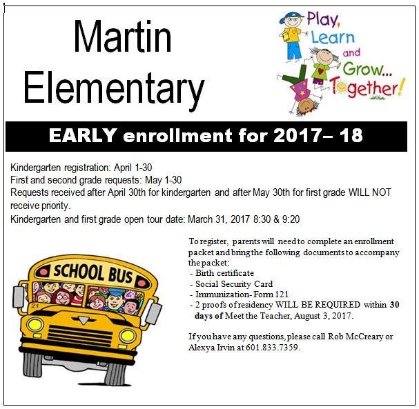 Martin Registration Thumbnail Image