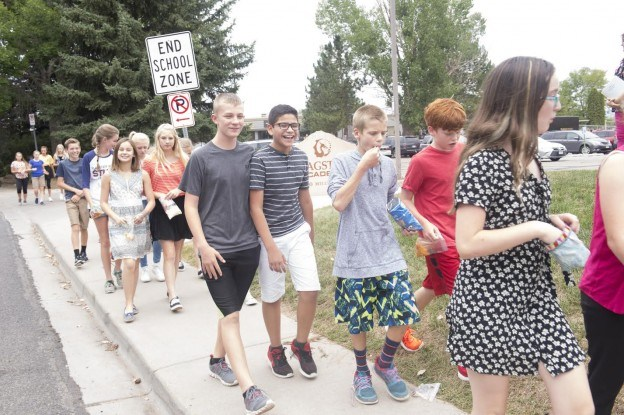Flagstaff Academy Middle School Featured in LiveWell Longmont's News! Thumbnail Image