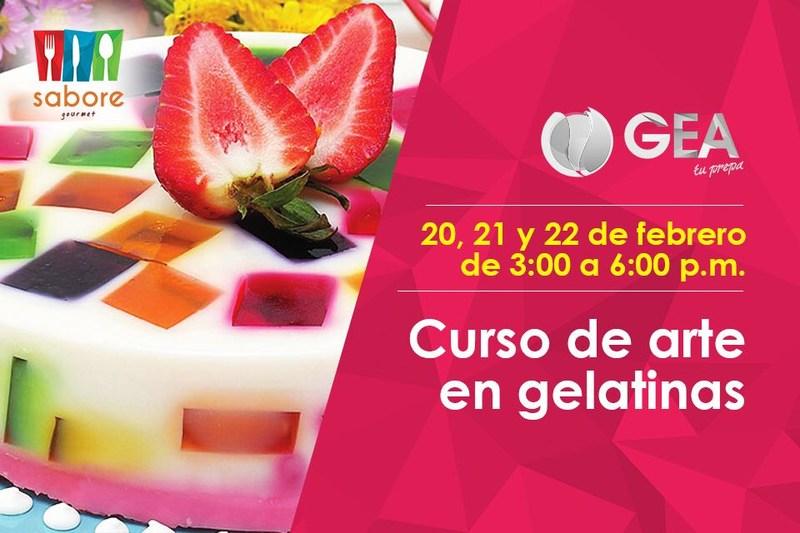 Curso de arte en gelatinas Thumbnail Image