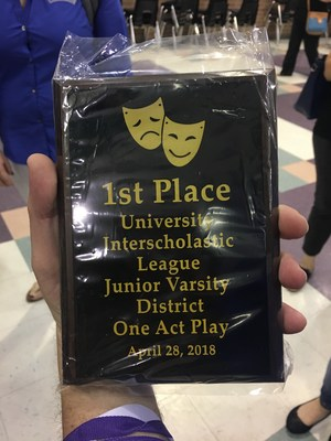 1st Place Trophy