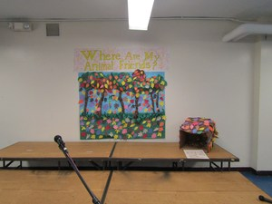 Where are my friends first grade play