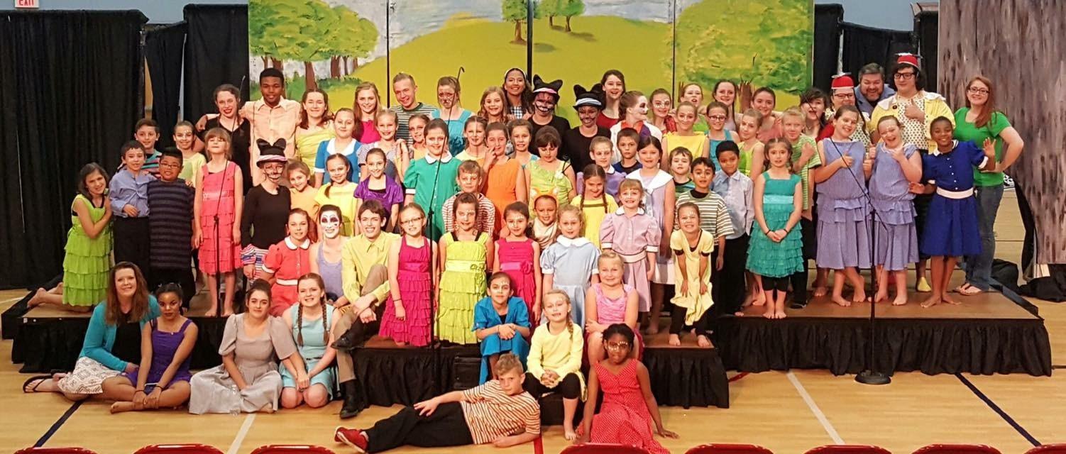 High School Theatre & Choir – Ashley Steele – Union Academy