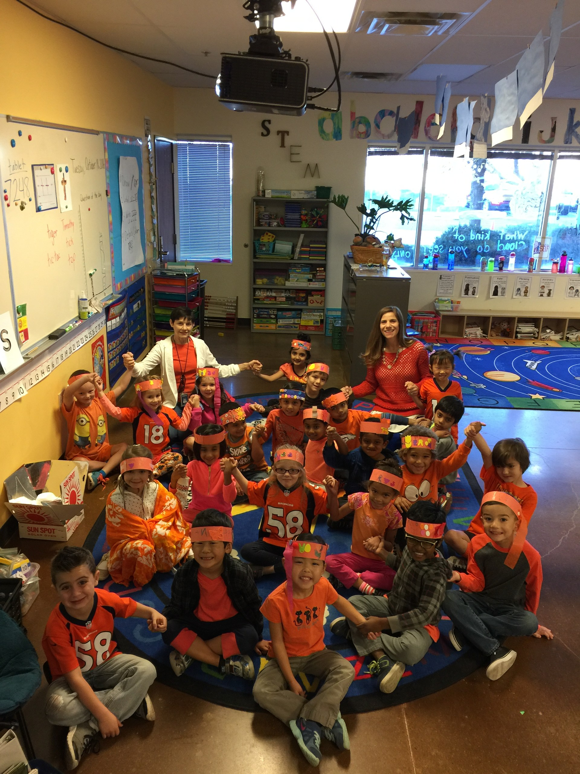 Kinders Unity Day