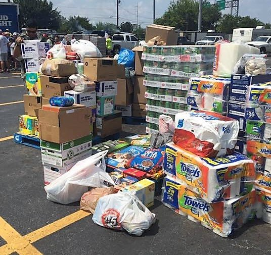 Thank you, TLA families!! Hurricane Harvey Donations Featured Photo