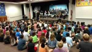 Elementary Music Recruiting Assembly