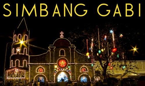 Join Us for Simbang Gabi! Thumbnail Image