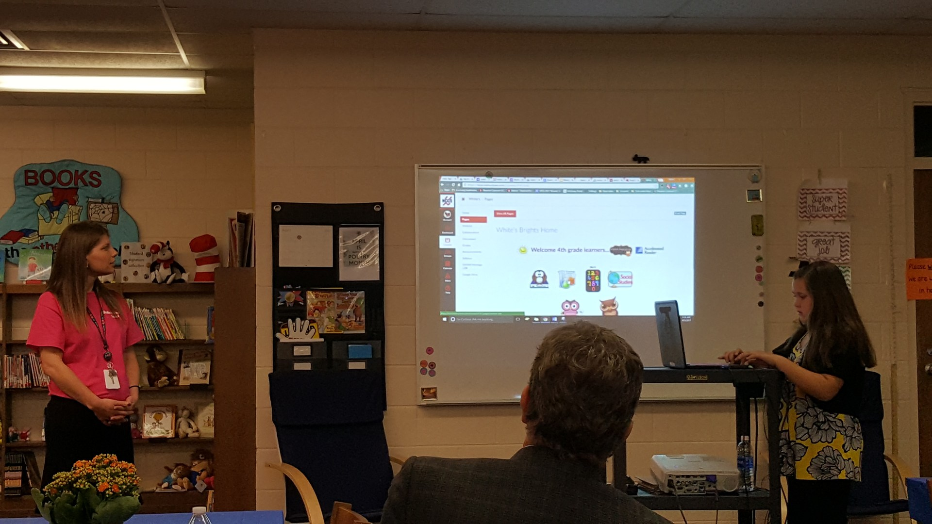 shuford blended learning showcase