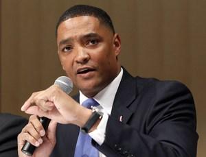 A photo of Louisiana Congressman Cedric Richmond