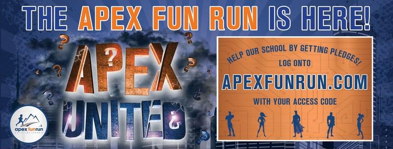 Apex Fun Run is here