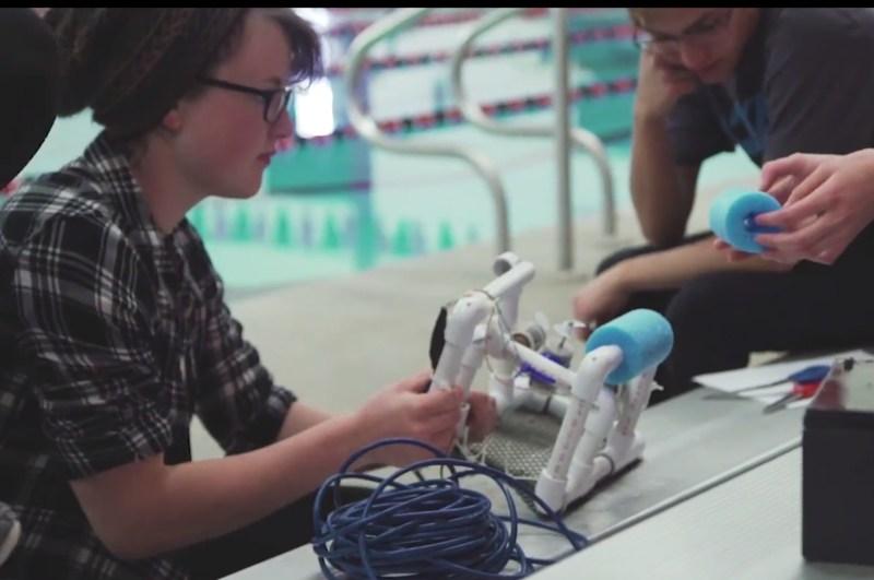 Mead SD Feature Video - Underwater Robotics Featured Photo