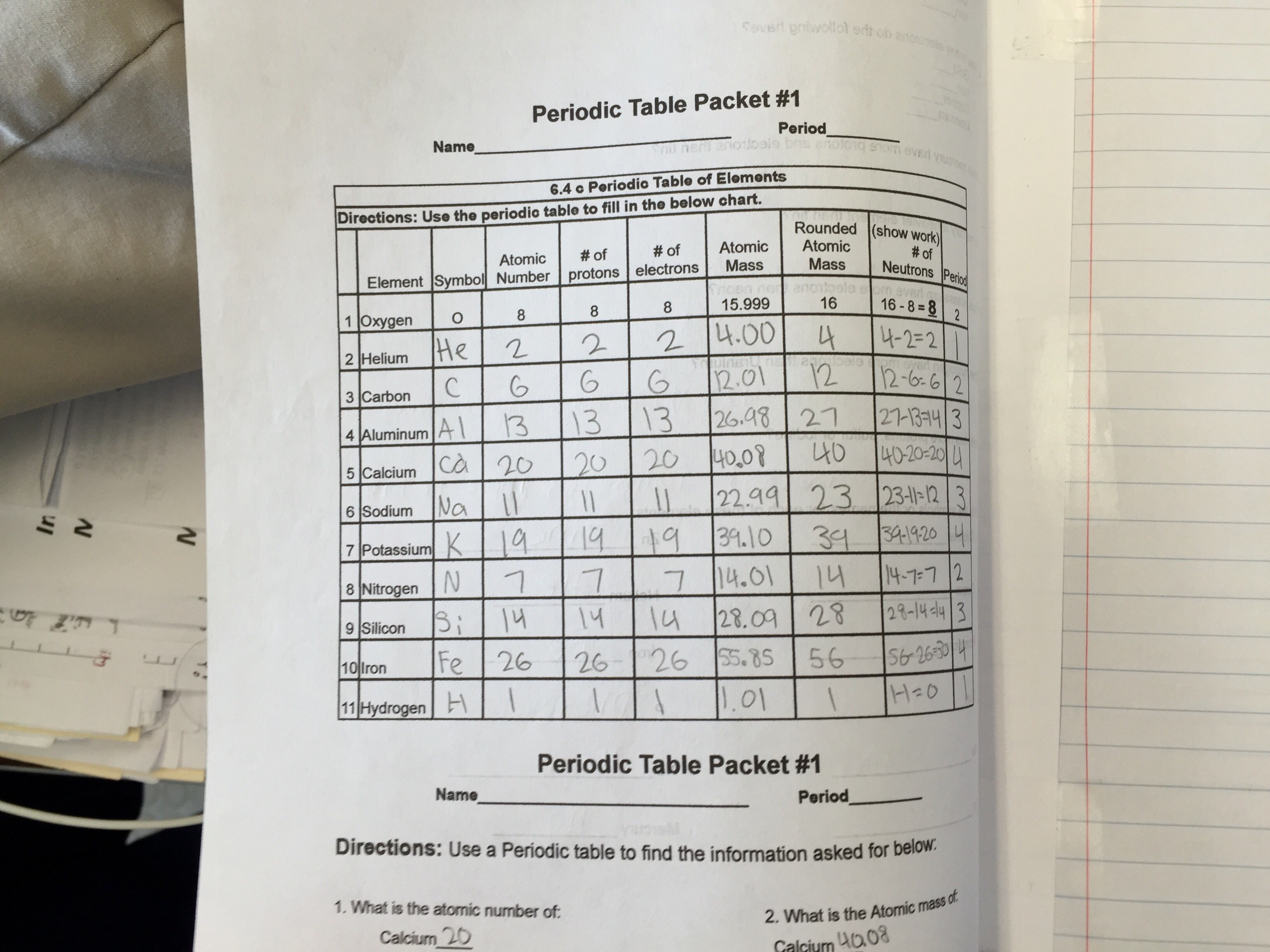 Kealakehe high school your notebook is part of your grade pages 36 47 here is an example from keala urtaz Images